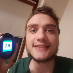 Diabetic Selfies